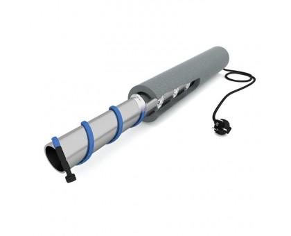 Саморегулирующийся греющий кабель для обогрева труб без экрана 24 Вт