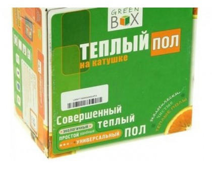 "Теплый пол ""GreenBox"" 200, на площадь 1,4-1,9 м2"