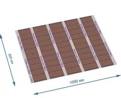 Кабельный теплый пол из углеволокна ТЕСЛА ТКС-05 на отрез 1*0.85