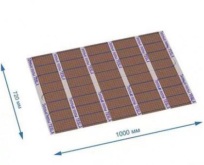 Кабельный теплый пол из углеволокна ТЕСЛА ТКС-03 на отрез 1*0.72