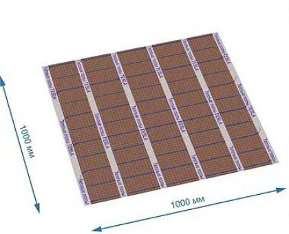 Кабельный теплый пол из углеволокна ТЕСЛА ТКС-06 на отрез 1*1.0