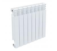 Радиатор алюминиевый Lammin PREMIUM 10 секции